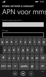 Nokia Lumia 530 - MMS - Handmatig instellen - Stap 10