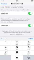 Apple iPhone 6s - Applicaties - Account instellen - Stap 16