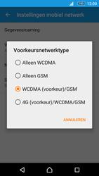 Sony E5603 Xperia M5 - 4G instellen  - Toestel instellen voor 4G - Stap 7