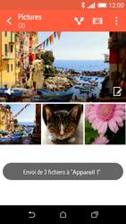 HTC Desire 510 - Photos, vidéos, musique - Envoyer une photo via Bluetooth - Étape 13