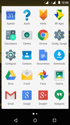 Motorola Moto E (2ª Geração) - Email - Como configurar seu celular para receber e enviar e-mails - Etapa 2