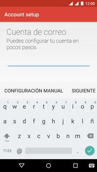 Motorola Moto X Play - E-mail - Configurar correo electrónico - Paso 11