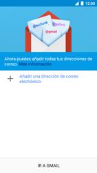 BQ Aquaris U - E-mail - Configurar correo electrónico - Paso 5
