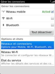 BlackBerry 9810 Torch - Internet - Activer ou désactiver - Étape 4
