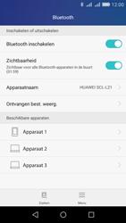 Huawei Y6 - Bluetooth - koppelen met ander apparaat - Stap 7