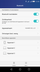 Huawei Y6 - Bluetooth - headset, carkit verbinding - Stap 5