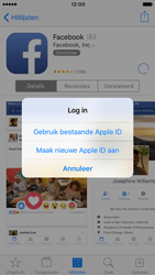 Apple iPhone 6 iOS 10 - Applicaties - Account instellen - Stap 8