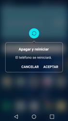 LG K10 4G - Mensajería - Configurar el equipo para mensajes multimedia - Paso 20