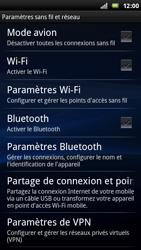 Sony Ericsson Xperia Arc - Wifi - configuration manuelle - Étape 4