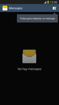 Samsung Galaxy Note 3 - Mensajería - Configurar el equipo para mensajes de texto - Paso 4