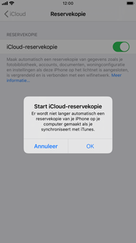 Apple iphone-6s-plus-met-ios-13-model-a1687 - Instellingen aanpassen - Back-up maken in je account - Stap 22