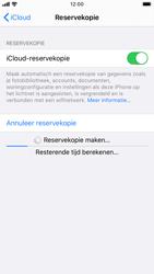 Apple iphone-7-met-ios-13-model-a1778 - Instellingen aanpassen - Back-up maken in je account - Stap 24