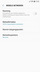 Samsung Galaxy A3 (2017) - Android Nougat - 4G instellen  - Toestel instellen voor 4G - Stap 6