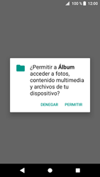 Sony Xperia XZ1 - Bluetooth - Transferir archivos a través de Bluetooth - Paso 4