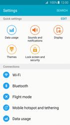 Samsung G925F Galaxy S6 Edge - WiFi and Bluetooth - Setup Bluetooth Pairing - Step 4