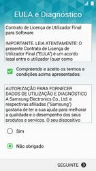 Samsung Galaxy S5 - Primeiros passos - Como ligar o telemóvel pela primeira vez -  7