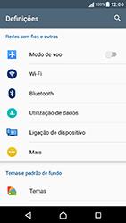 Sony Xperia XA (F3111) - Internet no telemóvel - Como configurar ligação à internet -  4