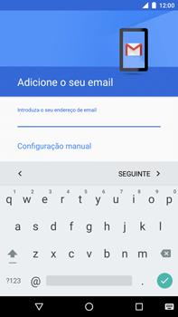 Huawei Google Nexus 6P - Email - Configurar a conta de Email -  11