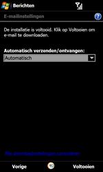 Samsung I8000 Omnia II - E-mail - Handmatig instellen - Stap 15