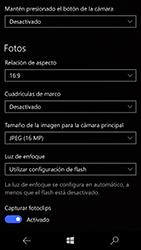 Microsoft Lumia 950 - Funciones básicas - Uso de la camára - Paso 8