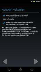 Sony C5503 Xperia ZR - Applicaties - Applicaties downloaden - Stap 16