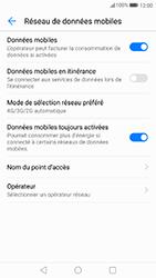 Huawei P10 Lite - Réseau - Changer mode réseau - Étape 5