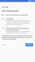 Nokia 8-singlesim-android-oreo - Applicaties - Account aanmaken - Stap 14