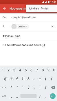 OnePlus 2 - E-mail - Envoi d
