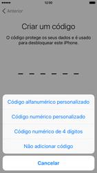 Apple iPhone 6 iOS 9 - Primeiros passos - Como ligar o telemóvel pela primeira vez -  16