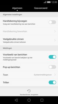 Huawei G8 - SMS en MMS - Handmatig instellen - Stap 5