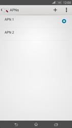 Sony Xperia E4 - MMS - Como configurar MMS -  15