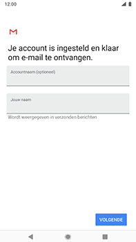 Nokia 8-sirocco-ta-1005-android-pie - E-mail - Handmatig Instellen - Stap 11