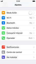 Apple iPhone SE iOS 11 - Bluetooth - Conectar dispositivos a través de Bluetooth - Paso 3