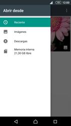 Sony Xperia Z5 - Mensajería - Escribir y enviar un mensaje multimedia - Paso 18