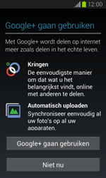 Samsung Galaxy Core (I8260) - Applicaties - Account aanmaken - Stap 17