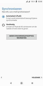 Sony xperia-l3-dual-sim-I4312 - E-mail - Handmatig Instellen - Stap 14