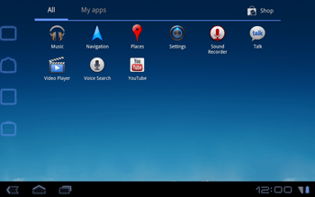 Huawei Mediapad S7-301u - Internet - Enable or disable - Step 3