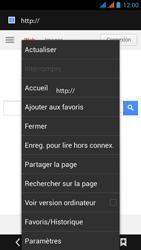 Wiko Stairway - Internet - Navigation sur internet - Étape 17