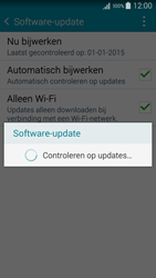 Samsung A300FU Galaxy A3 - Software update - update installeren zonder PC - Stap 8
