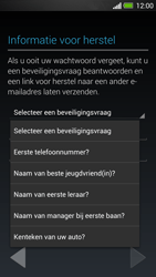 HTC One - Applicaties - Account aanmaken - Stap 13