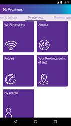 LG Google Nexus 5X - Applications - MyProximus - Step 17