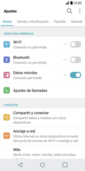 LG G6 - Bluetooth - Conectar dispositivos a través de Bluetooth - Paso 3