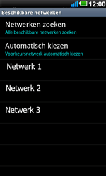LG P990 Optimus 2X Speed - Bellen - in het buitenland - Stap 8