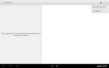Sony SGP321 Xperia Tablet Z LTE - MMS - probleem met ontvangen - Stap 5