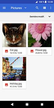 Sony Xperia XZ2 - Contact, Appels, SMS/MMS - Envoyer un MMS - Étape 16
