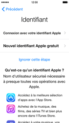 Apple iPhone 5c (iOS 8) - Premiers pas - Créer un compte - Étape 13