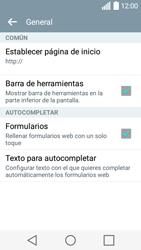 LG Leon - Internet - Configurar Internet - Paso 23