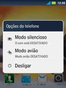 Motorola Master XT605 - Funções básicas - Como reiniciar o aparelho - Etapa 3
