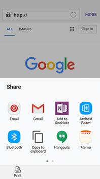 Samsung Galaxy J7 (2016) (J710) - Internet - Internet browsing - Step 18