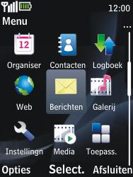 Nokia 2730 classic - MMS - probleem met ontvangen - Stap 3